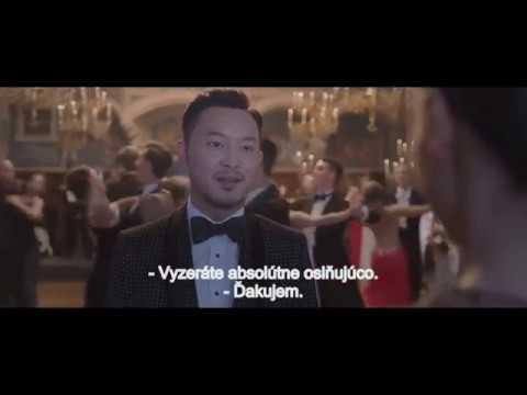 Vojta Szabó ve filmu The Adventurers 2017 (Jean Reno, Andy Lau, Qi Shu)