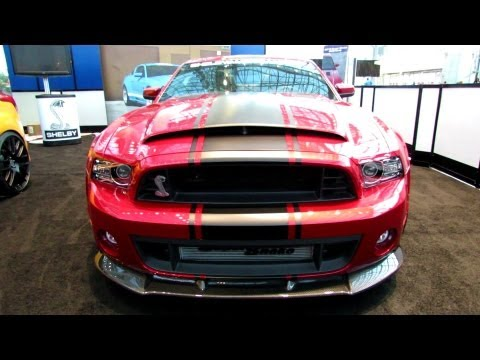 Ford mustang super snake характеристики снимок
