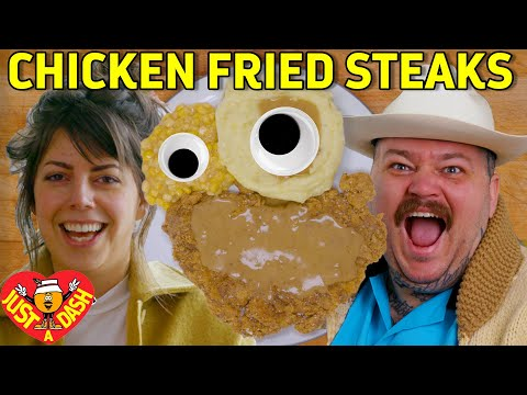 Worst Best Chef Makes Chicken Fried Steaks | Matty Matheson | Just A Dash | EP 11