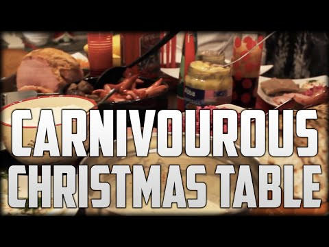 ROSMT - Carnivorous Christmas Table