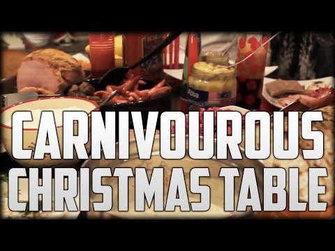 ROSMT - Carnivorous Christmas Table