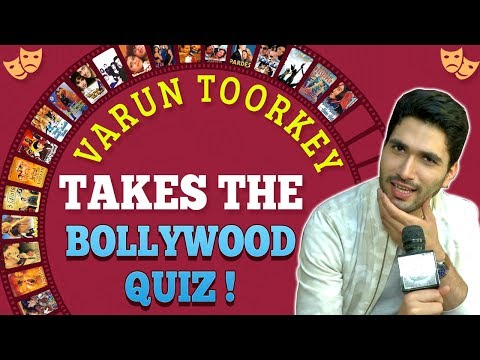 Varun Toorkey aka Anant Singh Plays Guess The Song