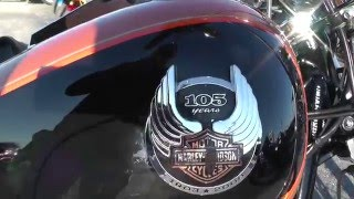 10. 037839 - 2008 Harley Davidson Softail Custom FXSTC - Used Motorcycle For Sale