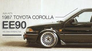 Video Episode 3: Adhi KZ //  His Own Perspective // Toyota Corolla EE90 MP3, 3GP, MP4, WEBM, AVI, FLV Oktober 2018