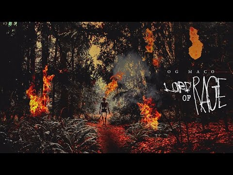 OG Maco - I Am Legend (The Lord Of Rage)