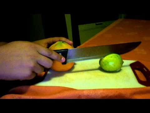 the annoying orange the joke orange kills lemon