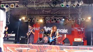 Video Thrashing Machine - Disease Called Human Mind (Agressive Music F