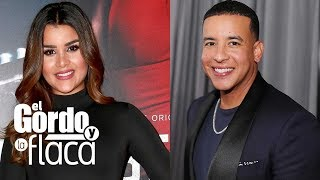 Clarissa Molina conoció a Daddy Yankee y así fue el encuentro