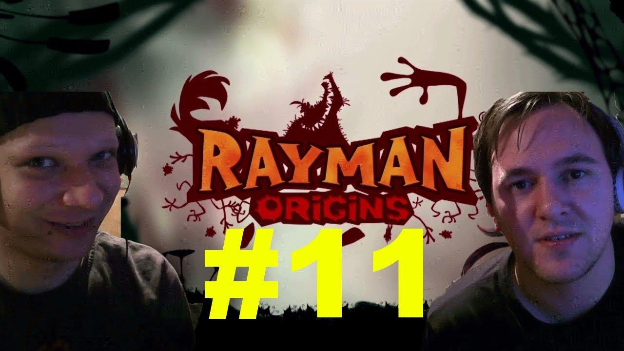 Spiele-Ma-Mo: Rayman Origins (Part 11)