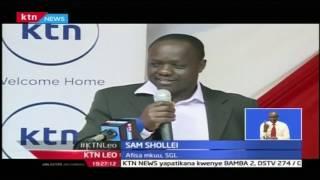 KTN Leo:  Gabriel Lagat Ashinda Katika Msururu Wa Golf Za Stardard, 26/9/2016