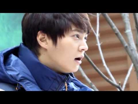 131206 Joo Won at Mountia Fansign (Mario Outlet) (видео)