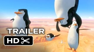 Nonton Penguins Of Madagascar Trailer 1  2014  Benedict Cumberbatch Animated Movie Hd Film Subtitle Indonesia Streaming Movie Download