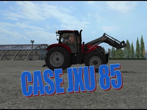 CASE JXU 85 EDIT UKL-MODDING v1.0
