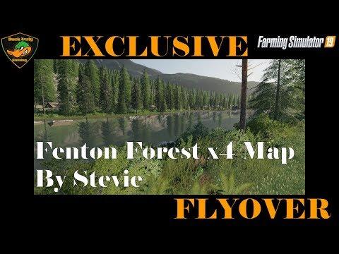 Fenton Forest 4x Update 8 By Stevie