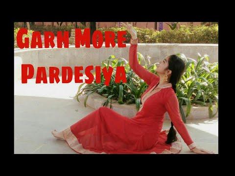 Garh more Pardesiya | kalank| by Akhila Suresh Dudam|