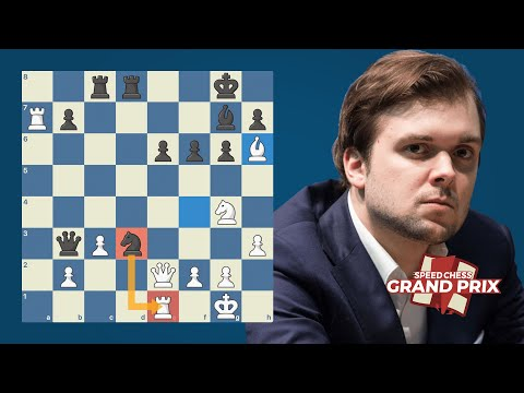 Vladimir Fedoseev Takes Down Nepo and Nakamura! | Speed Chess Grand Prix