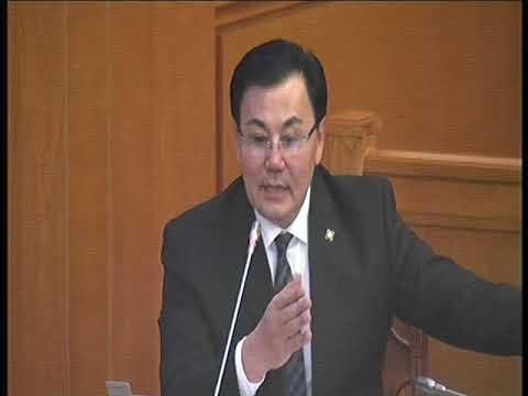 Б.Баттөмөр: Төрийн зохицуулах ёстой зүйлүүд санхүүгийн зах зээл дээр их байна