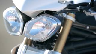 10. 2012 Triumph Motorcycle Range