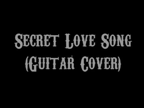 Secret Love Song - Little Mix Ft. Jason Derulo (Guitar Cover With Lyrics & Chords)