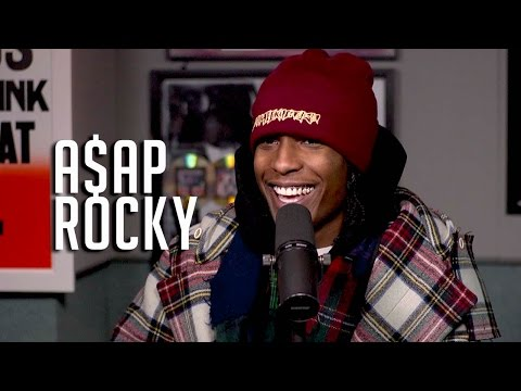 A$AP Rocky On Ebro In The Morning