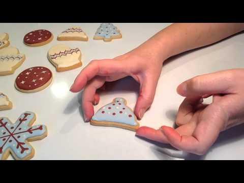 Πως να φτιάξεις Χριστουγεννιάτικα μπισκότα