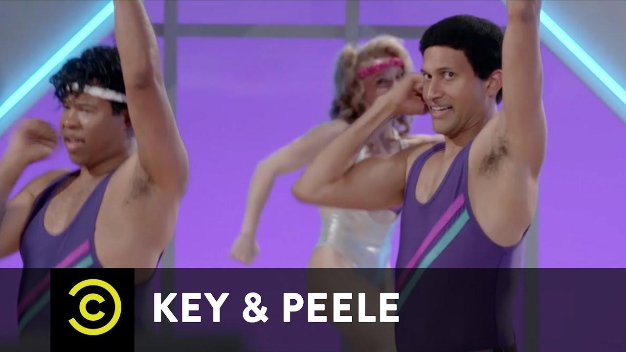 Key & Peele – Aerobics Meltdown – Uncensored