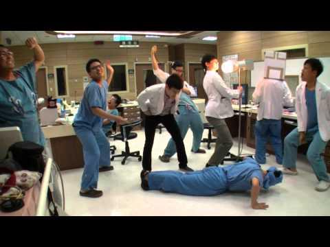 台灣實習醫生哈林搖,說好的清涼護士呢??