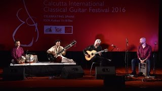 Indialucia in Calcutta Guitar Festival