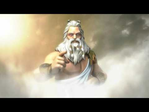 The Legend Of Olympus Trailer-games fantasy music, video slot machine music, slots audio productions
