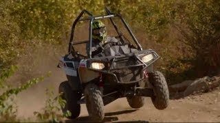 4. 2014 Polaris Sportsman Ace