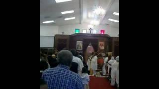 Mezmur At Saint Mary 4 Dn Filmon&Luwams Wedding