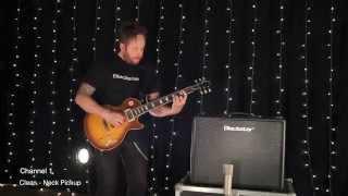 Blackstar Artist 15 Video