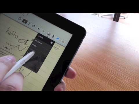Samsung ATIV Smart PC - S Pen & S Note