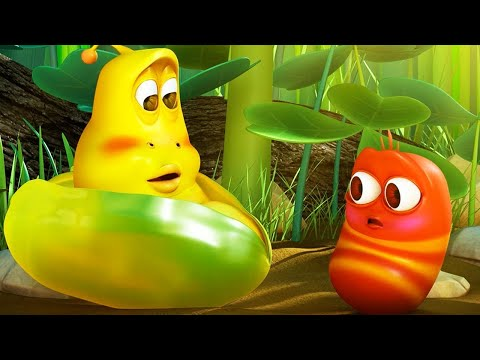 LARVA - LITTLE LARVA | Cartoon Movie | Cartoons For Kids | WildBrain Happy Places
