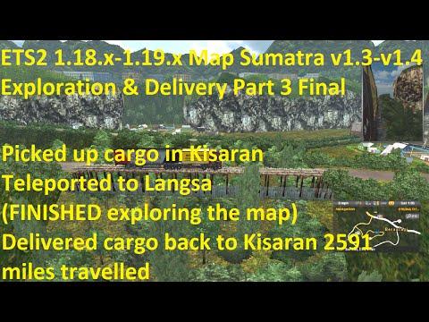 Map Sumatra v1.3 1.18