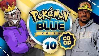 Pokémon Blue Kaizo Co-op w/ TheKingNappy & Shofu! - Ep 10 NIGGA WE MADE IT by King Nappy