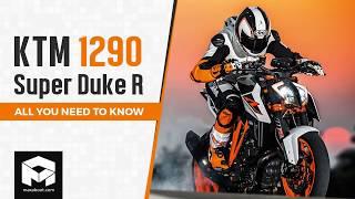 8. KTM 1290 Super Duke R Specs & Price in India [Expected]