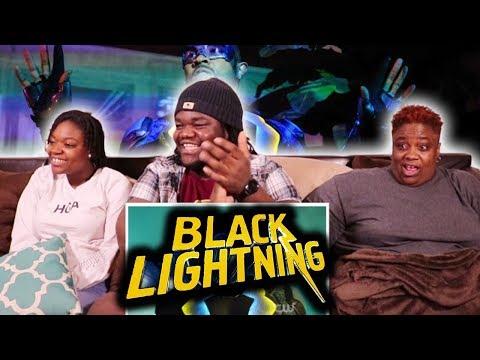 Black Lightning Season 1 Episode 9 : REACTION & DISCUSSION!!