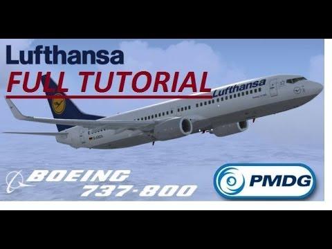comment installer pmdg 737 ngx