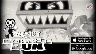 BENDY IN NIGHTMARE RUN - Gameplay Walkthrough Part 1 [iOS]