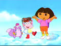 dora the explorer-barbie girl