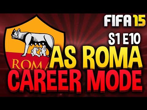 BEST TRANSFERS EVER!!! AS Roma Career Mode - S1 E10 (FIFA 15 Career Mode)