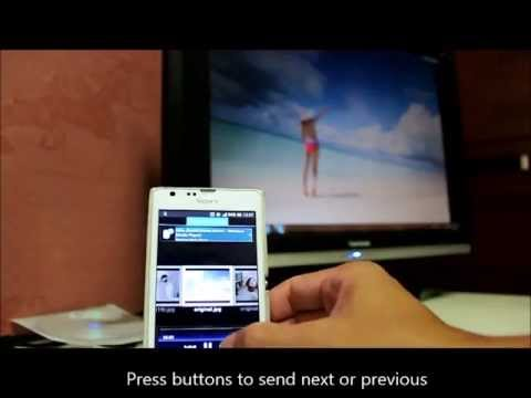 Video of WiFi Oh Player