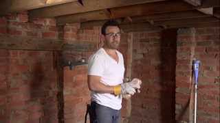 The Home Team S1 - How to Clean Old Timber