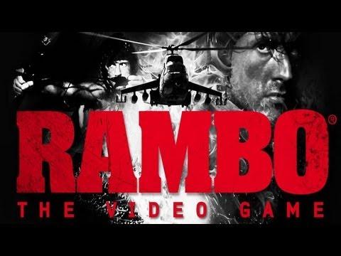 Rambo...The Video Game?!