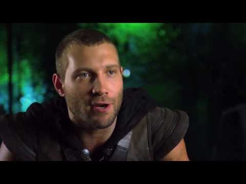 I, FRANKENSTEIN - Interview With Jai Courtney