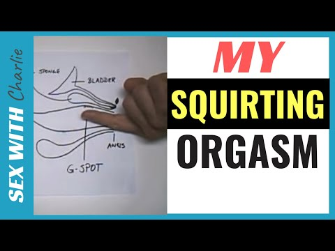 My Squirting Orgasim - How To Stimulate Her G-Spot