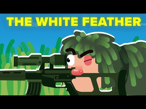 Most Hard Core American Sniper - The White Feather