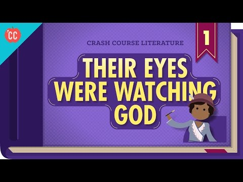 a review of the story their eyes were watching god Baby janie their eyes were watching god is a novel about a woman named janie who grows up and finds out what life and god have in store for her.