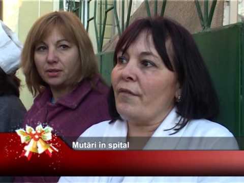 Mutări în spital